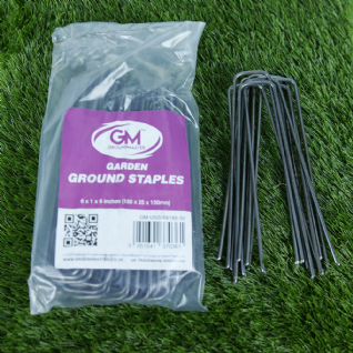 "100 x 6"" (150mm) Heavy Duty Steel Staples"